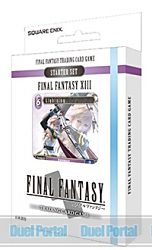 FF-TCG スターターセット ファイナルファンタジーXIII日本語版