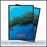 マジック [島] デッキプロテクター