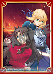 角スリvol.9「月刊Newtypeカバーコレクション/Fate/stay night[Unlimited Blade Works]」 (KS-27)