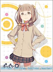 キャラクタースリーブ ポッピンQ 友立小夏(EN-387)