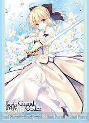 きゃらスリーブコレクション マットシリーズ  Fate/Grand Order セイバー/アルトリア・ペンドラゴン〔リリィ〕(イラスト:館川まこ)