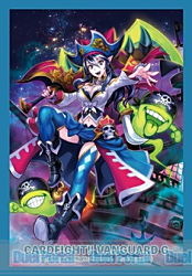 ブシロードスリーブコレクション ミニ Vol.270 カードファイト!! ヴァンガードG『星影の吸血姫 ナイトローゼ』