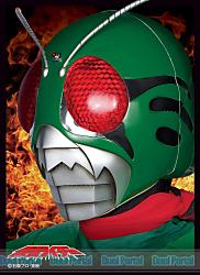キャラクタースリーブ 仮面ライダー スカイライダー(EN-399)