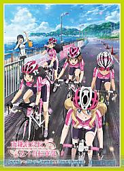 きゃらスリーブコレクション マットシリーズ 南鎌倉高校女子自転車部B(No.MT346)