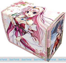 キャラクターデッキケースコレクションすーぱー 千の刃濤、桃花染の皇姫