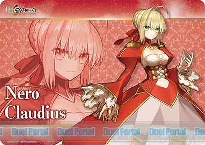 キャラクター万能ラバーマット Fate/EXTELLA「ネロ・クラウディウス」