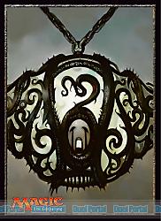 マジック:ザ・ギャザリング プレイヤーズカードスリーブ 『アイコニックマスターズ』 《ミシュラのガラクタ》(MTGS-015)