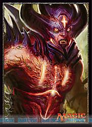 マジック:ザ・ギャザリング プレイヤーズカードスリーブ 『アイコニックマスターズ』 《堕ちたる者、オブ・ニクシリス》 (MTGS-016)