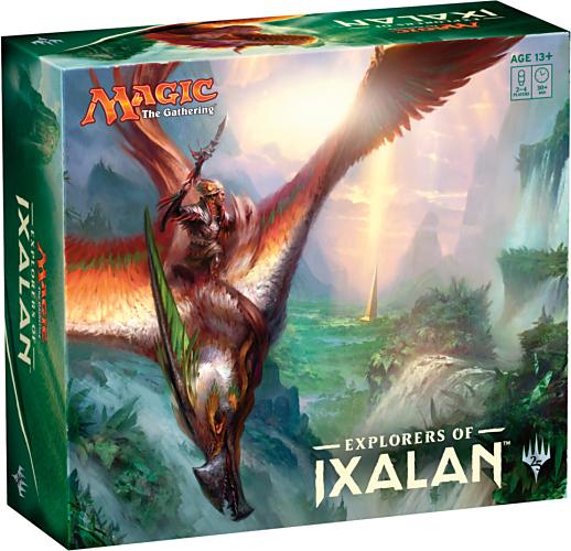 マジック:ザ・ギャザリング Explorers of Ixalan