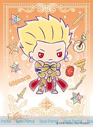 キャラクタースリーブ Fate/Grand Order【Design produced by Sanrio】 ギルガメッシュ(EN-529)