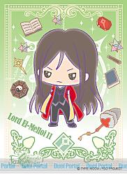 キャラクタースリーブ Fate/Grand Order【Design produced by Sanrio】 ロード・エルメロイII世(EN-533)