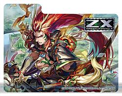 キャラクターデッキケースコレクションMAX Z/X -Zillions of enemy X -「青葉 千歳」