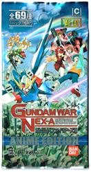 ガンダムウォーNEX-A アニメエディション「ビルドファイターズ」【AE-01】