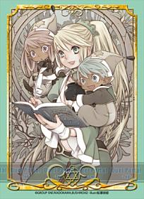 ブシロードビジュアルスリーブコレクションVol.9 モンスター・コレクションTCG『双子の妖精クッキー&チョコ』