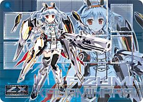 ラバープレイマット Z/X -Zillions of enemy X- 「各務原あづみ(IGOB)」