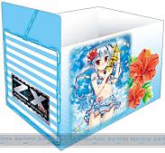 """キャラクターカードボックスインナー Z/X -Zillions of enemy X- 「コンテストの""""A-Z""""」"""