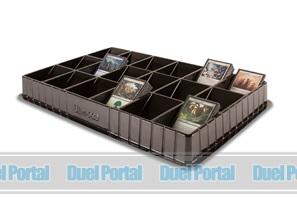 トレーディングカード/カードゲーム・ソート用トレイ(18スロット)
