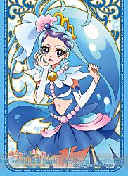 キャラクタースリーブ GO!プリンセスプリキュア キュアマーメイド (EN-002)