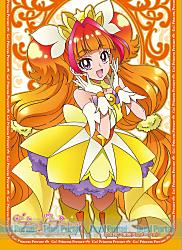 キャラクタースリーブ GO!プリンセスプリキュア キュアトゥインクル(EN-003)