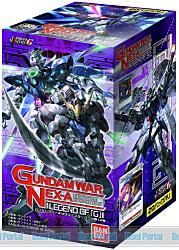 GUNDAMWAR NEX-A 第12弾ブースターパック LEGEND OF 「G」