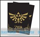 通常カード用デッキプロテクター ゼルダの伝説/ハイラルの紋章
