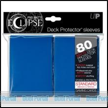 ウルトラプロ 通常サイズカード用デッキプロテクター 非光沢[イクリプス]/青