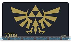 ウルトラプロ プレイマット ゼルダの伝説/ハイラルの紋章