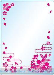 ブロッコリーカードローダープレミアム 「桜吹雪 Ver.2」