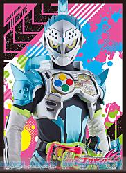 キャラクタースリーブ 仮面ライダーエグゼイド 仮面ライダーブレイブ クエストゲーマーレベル2(EN-422)