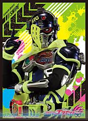 キャラクタースリーブ 仮面ライダーエグゼイド 仮面ライダースナイプ シューティングゲーマーレベル2(EN-423)
