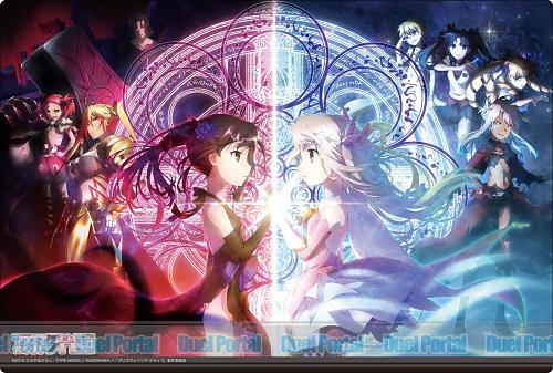 ブシロード ラバーマットコレクション Vol.92『Fate/kaleid liner プリズマ☆イリヤ ドライ!!』