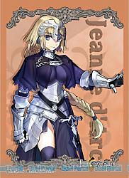 ブロッコリーキャラクタースリーブ Fate/EXTELLA「ジャンヌ・ダルク」