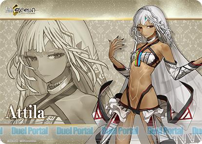 キャラクター万能ラバーマット Fate/EXTELLA「アルテラ」