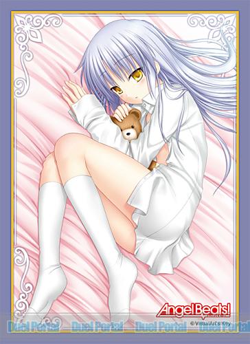 ブロッコリーキャラクタースリーブ Angel Beats!「天使」