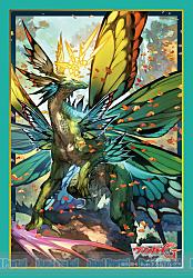ブシロードスリーブコレクション ミニ Vol.312 カードファイト!! ヴァンガードG『死苑のゼロスドラゴン ゾーア』