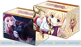 ブシロードデッキホルダーコレクションV2 Vol.319 千の刃濤、桃花染の皇姫『エルザ・ヴァレンタイン』