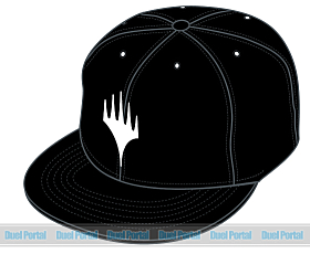 マジック:ザ・ギャザリング キャップ プレインズウォーカーシンボル