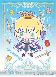キャラクタースリーブ Fate/Grand Order【Design produced by Sanrio】 アルトリア・ペンドラゴン(EN-530)