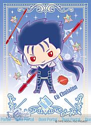 キャラクタースリーブ Fate/Grand Order【Design produced by Sanrio】 クー・フーリン(EN-532)