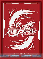 バディファイト スリーブコレクション Vol.39 フューチャーカード バディファイト ロゴスリーブ レッド