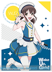 キャラクタースリーブ  Wake Up, Girls!新章 片山実波(EN-536)