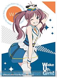 キャラクタースリーブ  Wake Up, Girls!新章 岡本未夕(EN-540)
