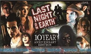 ラストナイト・オン・アース 10周年記念限定セット 英語版