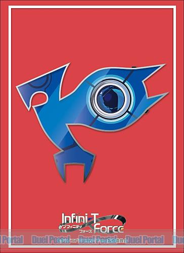 ブシロードスリーブコレクション ハイグレード Vol.1467 Infini-T Force『破裏拳ポリマー』