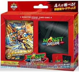 モンスターストライク カードゲーム 激闘ノ大和神話 スターターセット