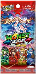 モンスターストライク カードゲーム 激闘ノ大和神話 ブースターパック