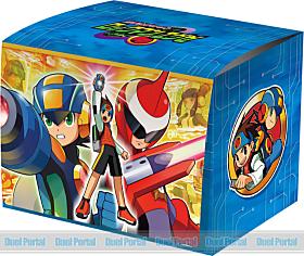 キャラクターデッキケースコレクションMAX ロックマン エグゼ