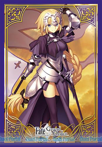 ブロッコリーキャラクタースリーブ・ミニ Fate/Grand Order「ルーラー/ジャンヌ・ダルク」