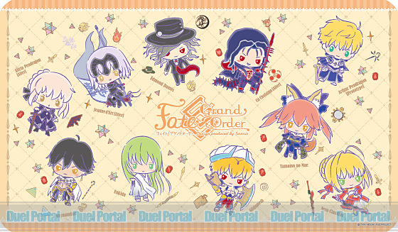 万能マット Fate/Grand Order【Design produced by Sanrio】B (ENR-026)