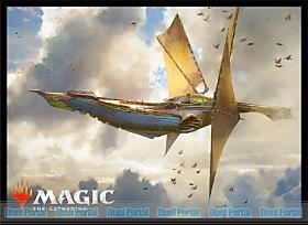マジック:ザ・ギャザリング プレイヤーズカードスリーブ 『ドミナリア』 《ウェザーライト》 (MTGS-033)